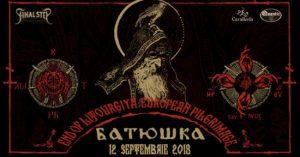 Concert Batushka in club Quantic @ Club Quantic