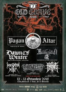 Old Grave Fest 2018 @ Club Fabrica