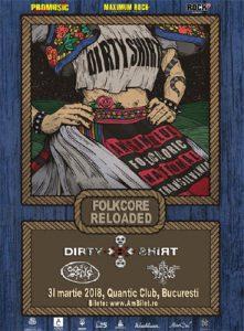Concert Dirty Shirt in club Quantic @ Club Quantic