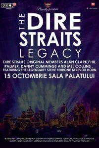 Concert The Dire Straits Legacy la Sala Palatului @ Sala Palatului