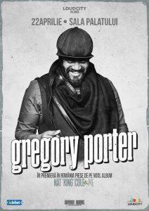 Concert Gregory Porter la Sala Palatului din Bucuresti @ Sala Palatului | București | Municipiul București | Romania