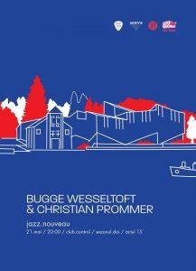 Concert Bugge Wesseltoft & Christian Prommer in club Control @ Club Control | București | Municipiul București | Romania